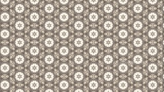 Brown Vintage Decorative Ornament Background Pattern