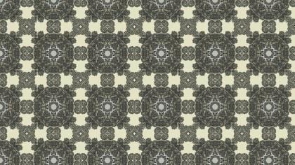 Brown Vintage Ornament Background Pattern Image