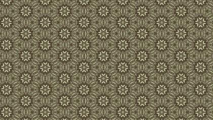 Vintage Ornamental Seamless Wallpaper Pattern Image
