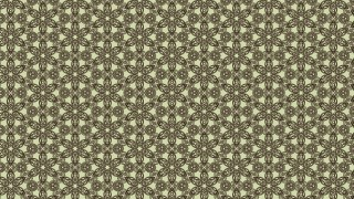 Seamless Floral Vintage Background Pattern