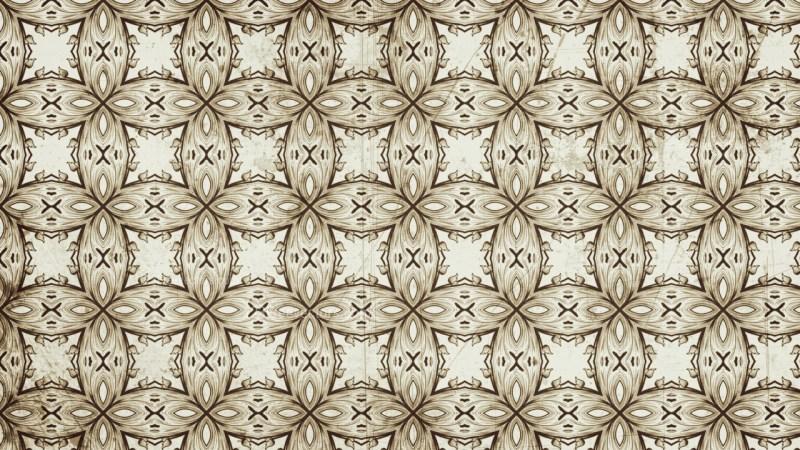 Vintage Seamless Wallpaper Pattern Background Graphic