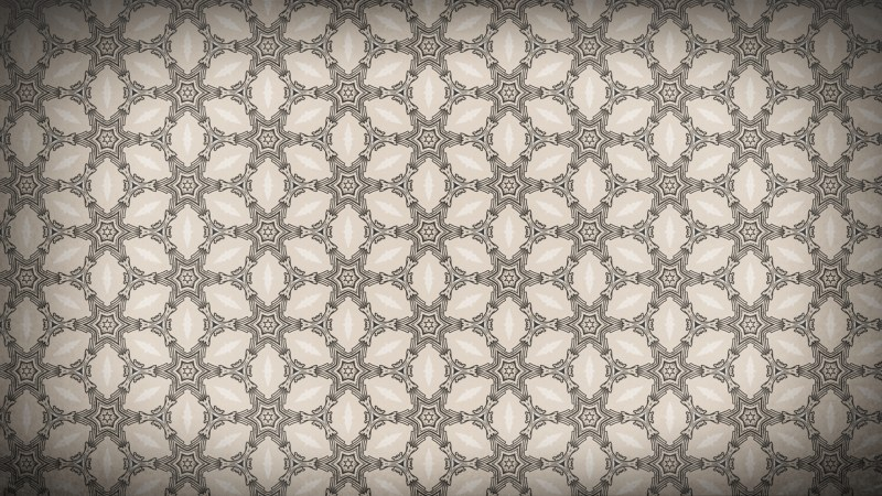 Decorative Geometric Seamless Pattern Background