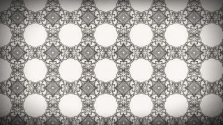 Geometric Ornament Pattern Background