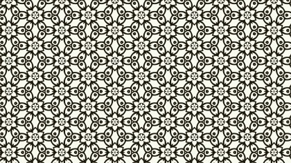 Floral Seamless Background Pattern Image