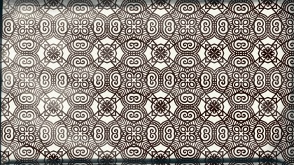 Ornamental Seamless Background Pattern Graphic