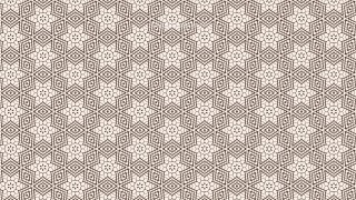 Brown and White Vintage Seamless Wallpaper Background
