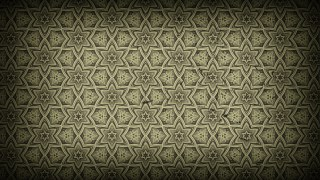 Dark Brown Vintage Ornamental Seamless Pattern Wallpaper Template