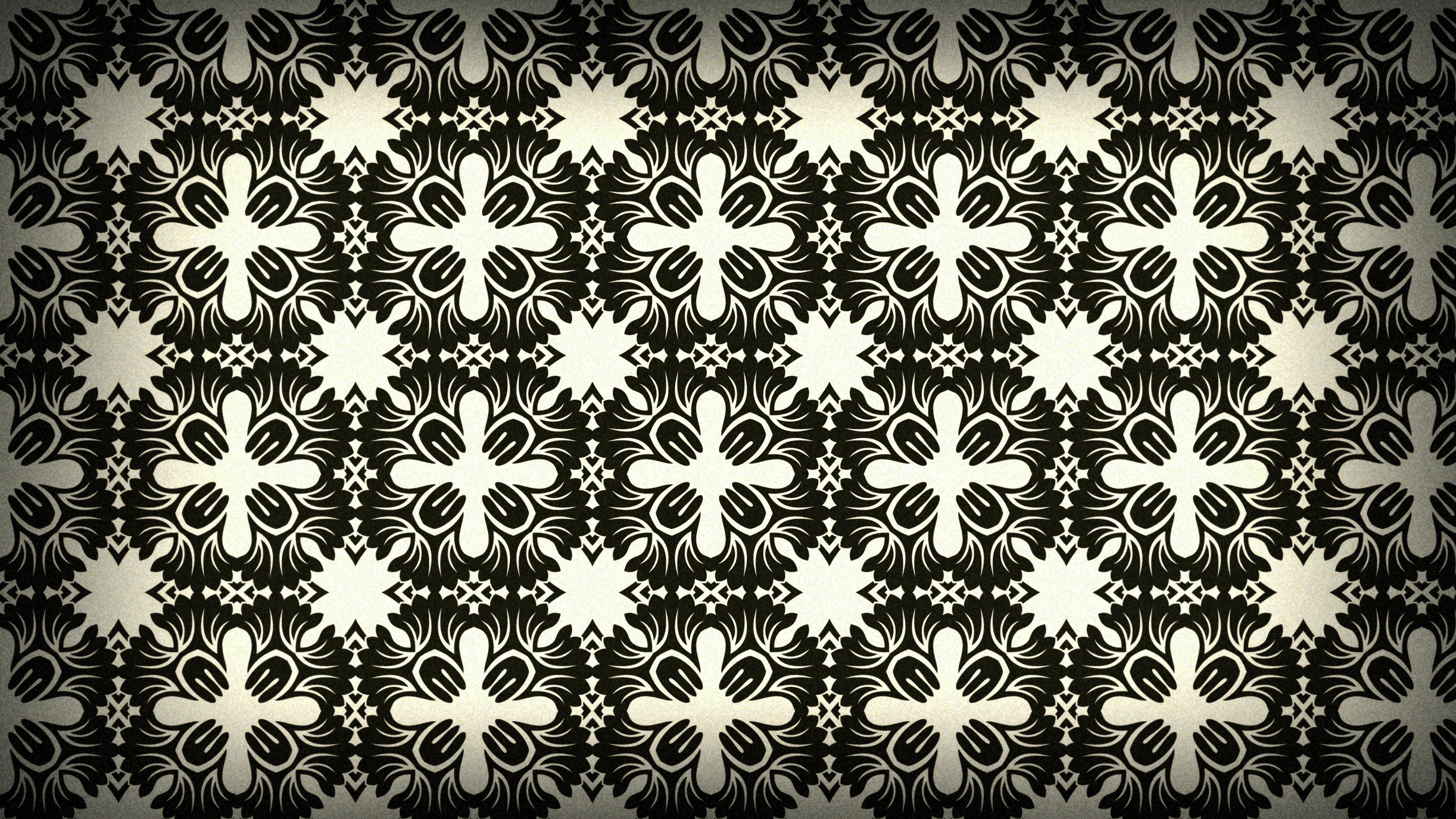 Dark Brown Vintage Seamless Wallpaper Pattern Template