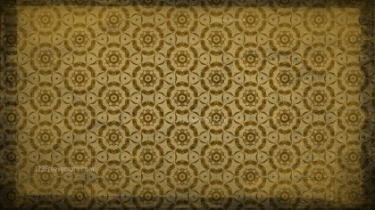 Dark Brown Vintage Seamless Wallpaper Pattern Template