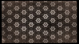 Dark Brown Vintage Seamless Wallpaper Background