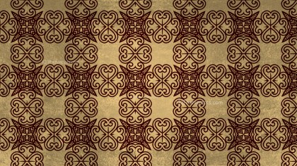 Vintage Seamless Ornament Pattern Background Image
