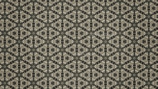 Seamless Ornamental Background Pattern
