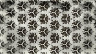 Dark Color Vintage Floral Wallpaper Background