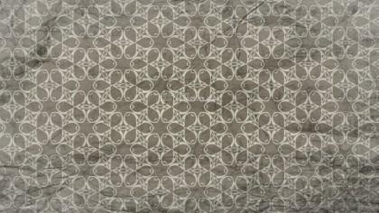 Dark Color Vintage Decorative Floral Seamless Pattern Background Image