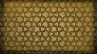 Dark Color Vintage Seamless Floral Background Pattern