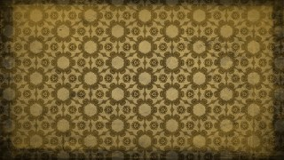 Dark Color Vintage Floral Seamless Pattern Wallpaper Design Template