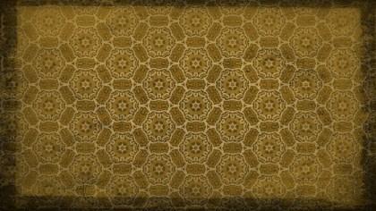 Dark Color Vintage Seamless Ornament Wallpaper Pattern Design Template