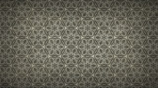 Dark Color Ornamental Vintage Background Pattern