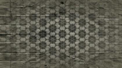 Dark Color Vintage Ornamental Seamless Pattern Background Design