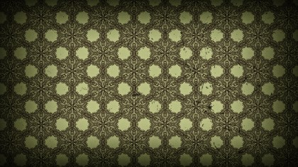 Dark Color Vintage Ornamental Seamless Pattern Background Design