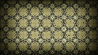 Dark Color Vintage Seamless Ornament Background Pattern Graphic
