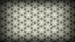 Dark Color Vintage Seamless Ornamental Pattern Wallpaper