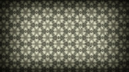 Dark Color Vintage Seamless Ornament Wallpaper Pattern Design Template