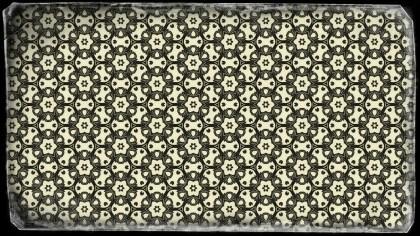 Dark Color Vintage Seamless Wallpaper Pattern Template