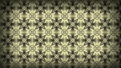 Dark Color Vintage Decorative Floral Pattern Background