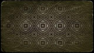 Dark Color Vintage Seamless Ornamental Pattern Background