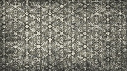 Vintage Seamless Ornamental Wallpaper Pattern