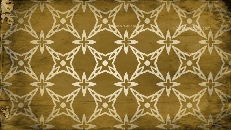 Dark Color Vintage Seamless Ornament Background Pattern Graphic