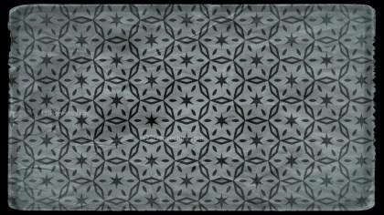 Vintage Seamless Floral Pattern Wallpaper