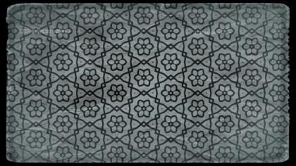 Vintage Seamless Ornament Pattern Wallpaper Design