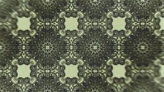 Dark Green Vintage Decorative Floral Ornament Wallpaper Pattern Image