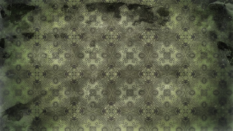 Vintage Grunge Seamless Ornament Background Pattern Template