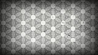 Decorative Ornament Pattern Wallpaper
