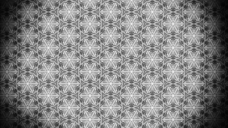 Dark Gray Seamless Wallpaper Pattern Image