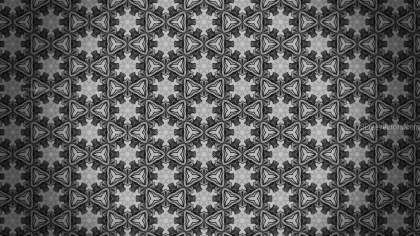 Decorative Floral Ornament Pattern Background Image