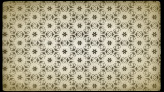Ecru Vintage Decorative Ornament Background Pattern
