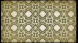 Ecru Vintage Decorative Floral Ornament Wallpaper Pattern Image