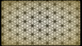 Ecru Vintage Seamless Floral Wallpaper Pattern