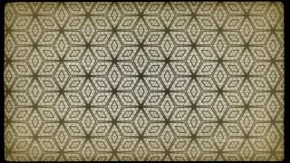 Ecru Vintage Floral Wallpaper Background