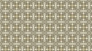 Ecru Seamless Floral Vintage Pattern Background Image