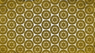 Vintage Decorative Ornament Pattern Wallpaper