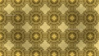 Vintage Decorative Floral Seamless Wallpaper Pattern Design Template