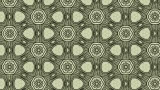 Green Vintage Ornament Background Pattern Image
