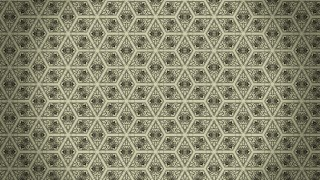 Green and Beige Vintage Seamless Wallpaper Background