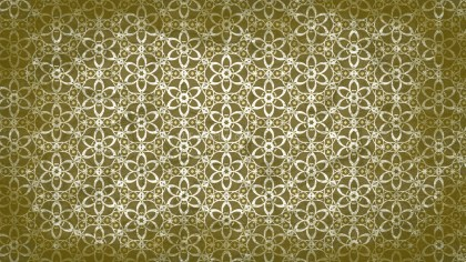 Vintage Seamless Ornamental Background Pattern