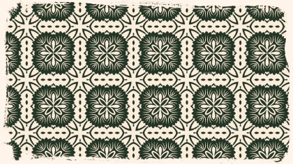 Geometric Ornament Seamless Pattern Background Design